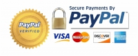 Secure Online Payments with Paypal!